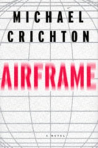 Airframe by Michael Crichton (1996-12-05)
