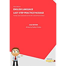 ICSE English Language Last Step Practice for Class 10 Board Exams: Exam18 Exclusive