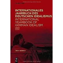 Internationales Jahrbuch des Deutschen Idealismus / International Yearbook of German Idealism: Logik / Logic