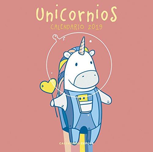 Calendario Unicornios 2019 (Calendarios y agendas)