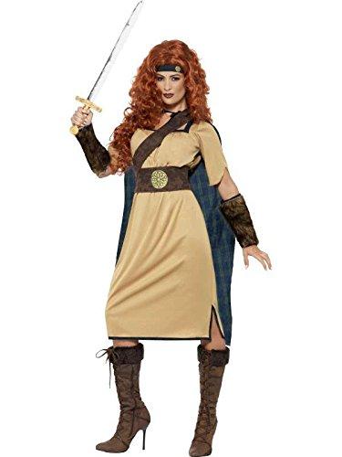 Kostüm Kriegerin Mittelalter Größe (De Kostüm Guerriere)