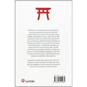 Sintoísmo. La vía de los kami (Filosofía y Religión)