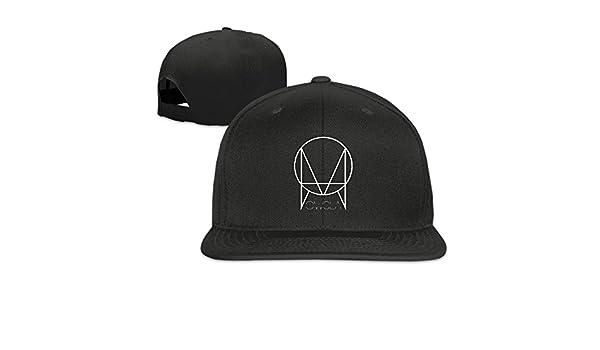 Owsla Logo Unisex Adjustable Flat Bill Hat Baseball Cap Black Xmas 9e82901e491