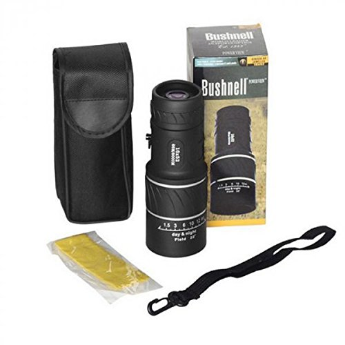 Generic General Night Vision 16 x 52 Zoom Lens Camping Hiking Monocular Telescope