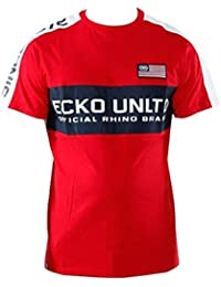 Ecko - T-shirt - Homme rouge Red