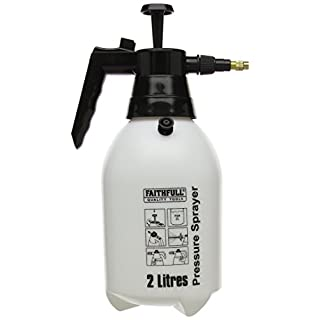 Faithfull SPRAY2 2L Pressure Sprayer Hand Held
