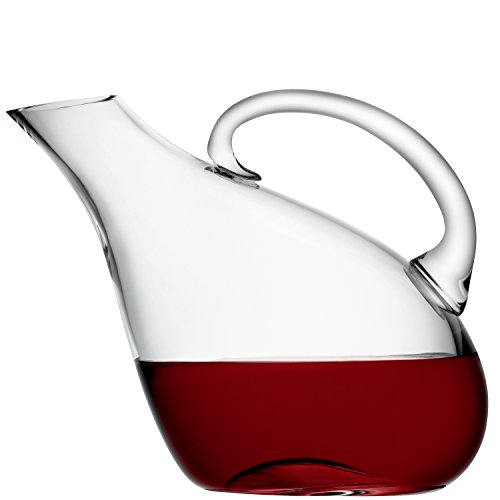 LSA International 1,8Liter Wein Ente Karaffe, transparent
