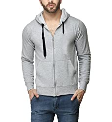Scott International Mens Cotton Sweatshirt (Aebsshz10_M _Grey _Medium)