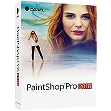 Corel PaintShop Pro 2018 | Standard | Disc