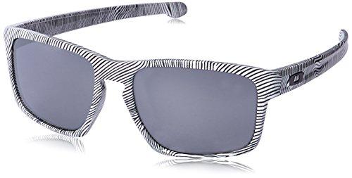 Oakley Sonnenbrille 9262 Fingerprint White, 57
