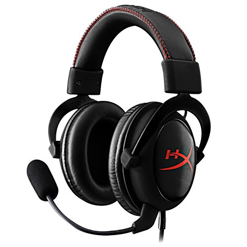 HyperX Cloud Core Gaming Headset over-ear Headphones - Black (KHX-HSCC-BK-FR)