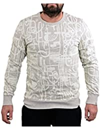 Jack & Jones Scribble, Sweat-Shirt Homme