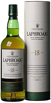 Laphroaig18Jahre Islay Single Malt Scotch Whisky (1 x 0.7 l)