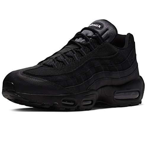 Nike Unisex Adults Air Max 95 Essential Trail Running Shoes, Multicolour Black Anthracite White 001, 10 UK