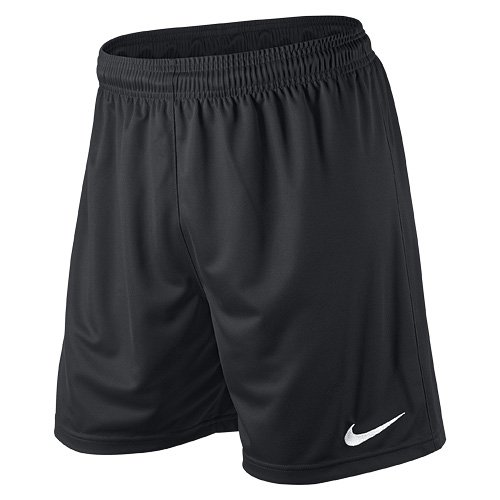 Nike Park Knit Men's Sports Shorts Without Brief Liner black Size:L