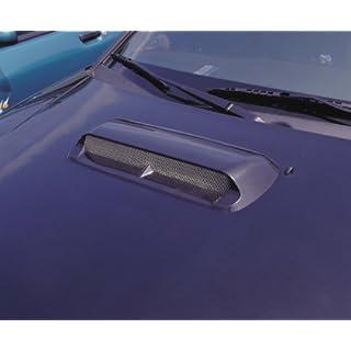 Lufteinlass Airflow I schwarz 50x 21,2cm