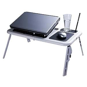 kleiner bett tisch f r notebook und laptop. Black Bedroom Furniture Sets. Home Design Ideas
