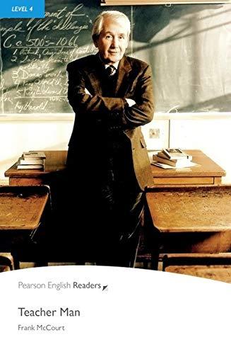 Penguin Readers 4: Teacher Man Book & MP3 Pack (Pearson English Graded Readers) - 9781408294437