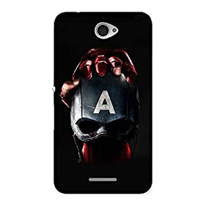 Special ACW Multicolor Back Case Cover for Sony Xperia E4