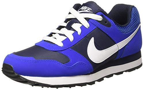 Nike Women's WMNS RUNALLDAY Wolf White Cool Grey Running Shoes 7UK 9.5US (898484 016