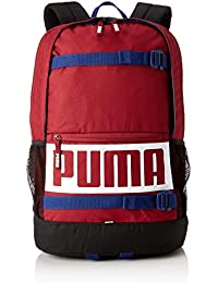 Puma 24 Ltrs Tibetan Red Laptop Backpack (7470603)