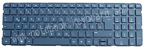 QWERTZ Tastatur für HP Pavilion G6-2000 G6-20xx G6-2100 G6-21xx Serie DE Ohne Rahmen - Hp Pavilion Ersatzteile