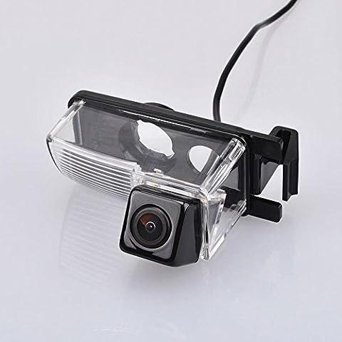 Navinio Vue Arrière de Voiture 170 Degré Angles de Vision Camera de Recul Auto/Voiture étanche Pour CCD Auto Nissan -370Z 350-Z Tiida Lavina Skyline R35 350GT 370z Fairlady