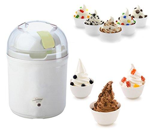 Yogurtiera elettrica CAPRICCIO un litro di yogurt fresco casa 9Watt 592500- mws1659
