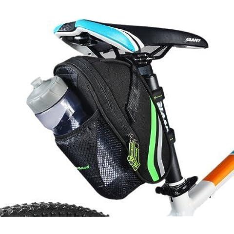 WayIn® Resistente all'acqua anti-strappo Scratch Resistant bicicletta borsa da sella