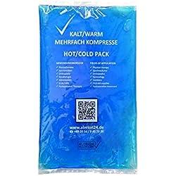 3 pièces 16 cm x 26 cm Compresse Froid-Chaud Compresse Multiple Réutilisable Refroidisseur Coolpack Micro-ondes adapté
