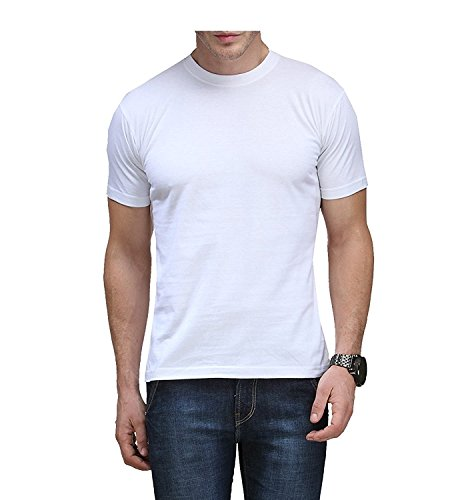 TNX round neck 100% premium cotton tshirts  available at amazon for Rs.144