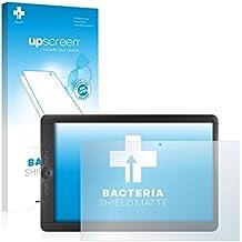 upscreen Bacteria Shield Matte Protector Pantalla Mate para Wacom Cintiq Companion 2 Película Protectora Anti-Bacteria, Antireflejos, Antireflectante