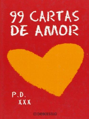 99 cartas de amor (DIVERSOS) por Varios Autores