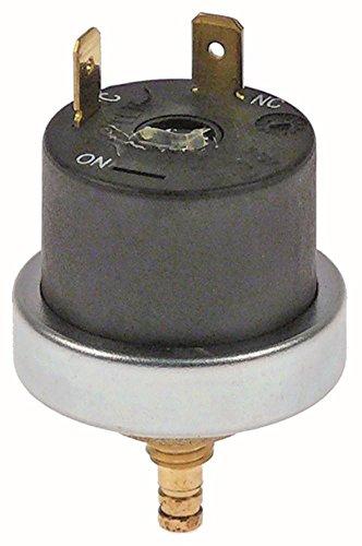 Pressostat Ø 38 mm Raccord M8 x 1,25-10/-20 mbar