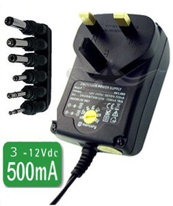 CostMad ® 6-Way 500mA max. AC to...