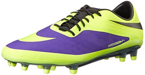 Nike Hypervenom Phatal FG 599075 Purple 570 Lila Fußballschuhe, Größe:39;Farbe:Lila (Neuheit Nike)