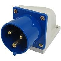 AC 220V-250V 32A 2P+E IEC309-2 Pannello Montaggio Industriale Presa