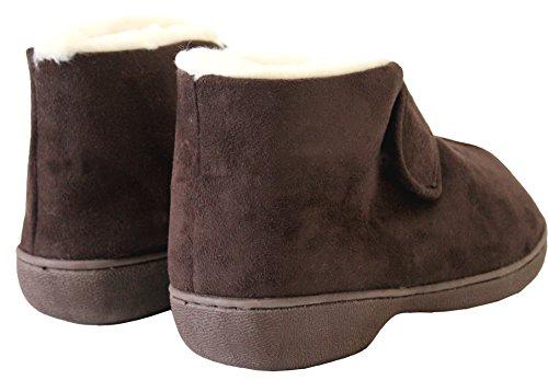 Jyoti, Pantofole donna Dark Brown