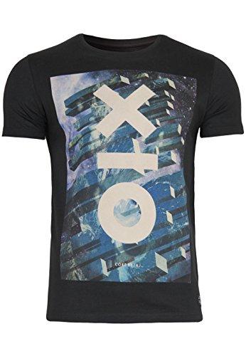 Jack & Jones T-Shirt Jjcocarl Tee Slim Black