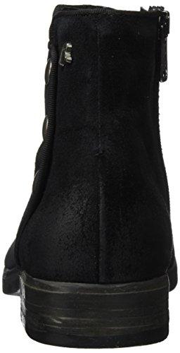 Replay Damen Firet Chelsea Boots Schwarz (BLACK 3)