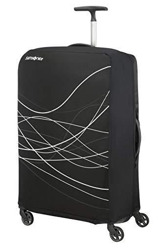 Samsonite Foldable Luggage Cover S Regenhülle, Black