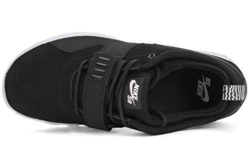 Nike, Wmns Capri Ii, Sneaker, Donna Nero / Bianco (Nero / Nero-Bianco)