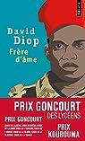 Frère d'âme par Diop