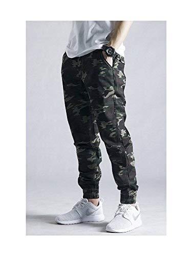 Romano Jogger Pants Camouflage Small