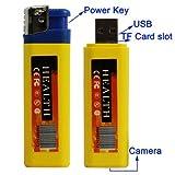 Geschenkidee Gadgets - Spy Cam + Feuerzeug