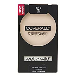 Wet n Wild WET N WILD Coverall Pressed Powder - Fair