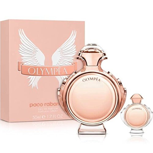 PACO RABANNE OLYMPEA EDP SPRAY 80ML + LOCION CORPORAL 100ML + EDT SPRAY 6ML (precio: 78,90€)