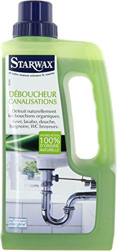 Soluvert - Déboucheur / Flacon 1 l