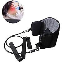 Nifogo Hängematte für Hals, Hals Hängematte Massage, Tragbare Hals Entspannung Schmerzlinderung Hängematte Massager