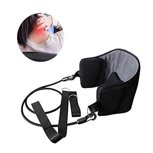 Nifogo Hängematte für Hals, Hals Hängematte Massage, Tragbare Hals Entspannung Schmerzlinderung Hängematte Massager (Kopf-nacken-massage)